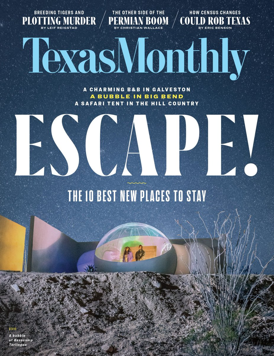 Texas Monthly Acquired by Billionaire Oil Heiress Randa Duncan Williams - Folio: