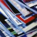 stack of print magazines
