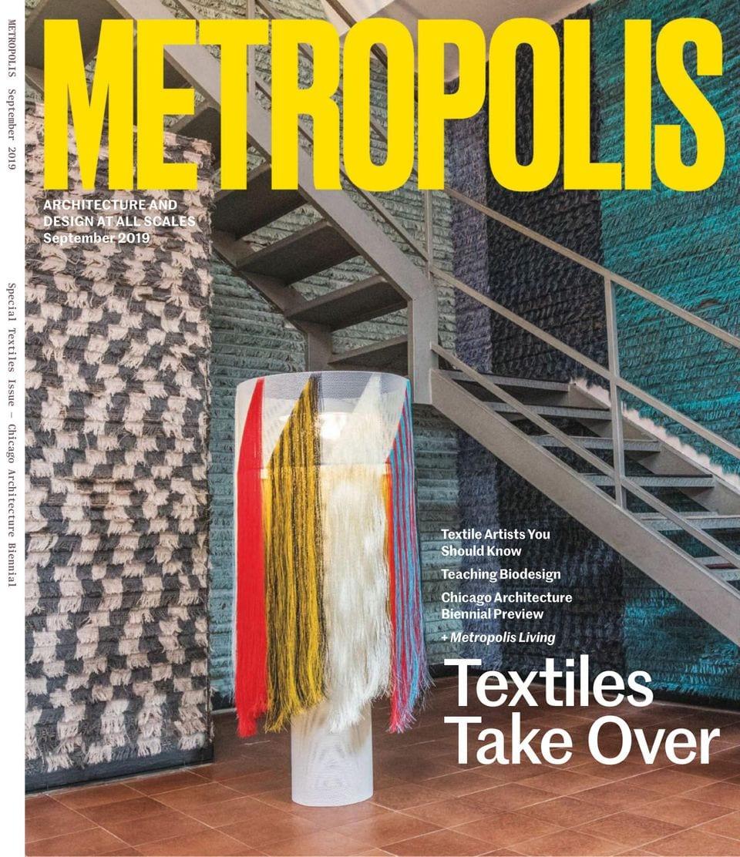 Sandow Acquires Metropolis Magazine Folio