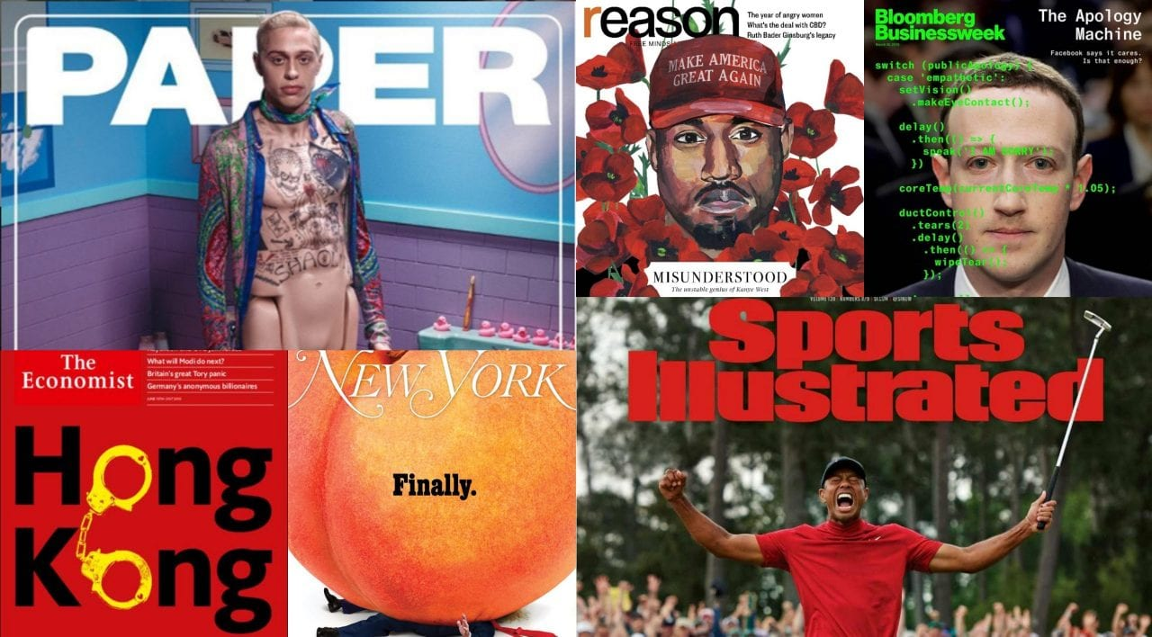 Face Up Industry Pros Pick Their Favorite Magazine Covers Of 2019