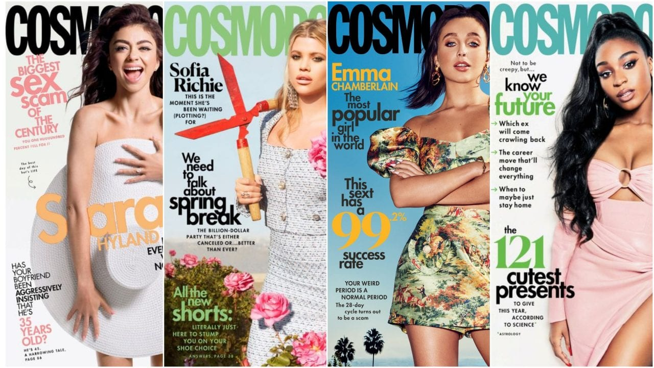 Cosmopolitan Has Many Platforms, But Just One Focus: Its Readers