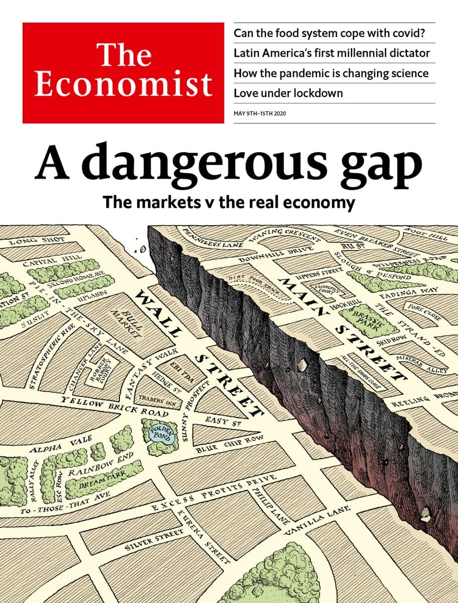 The Economist Group Cuts 90 Employees, Takes 1843 Mag Digital-Only