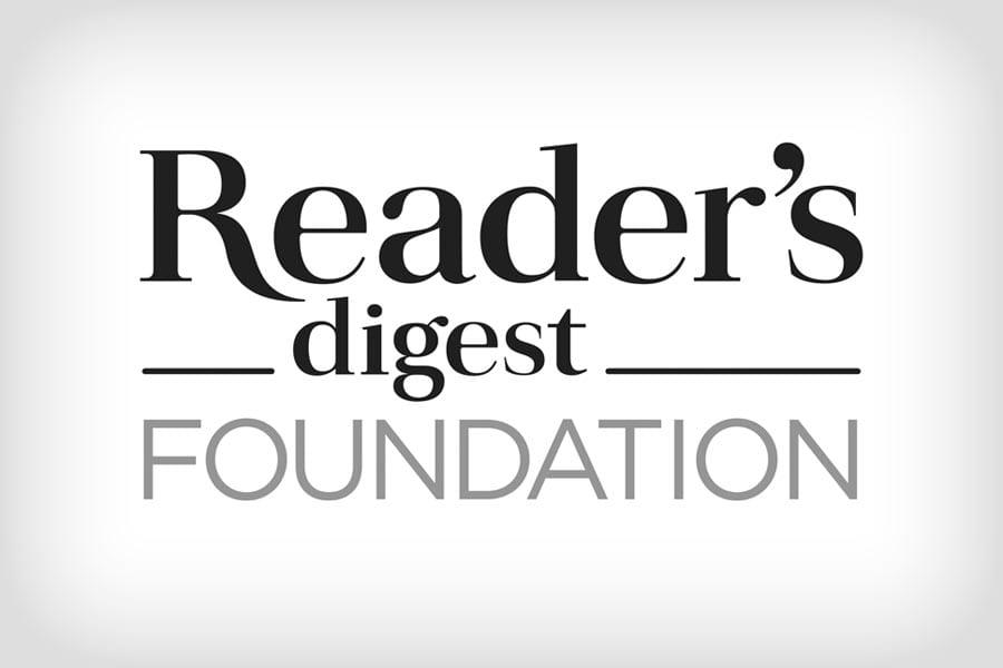 reader's digest foundation