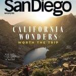 San Diego magazine cover